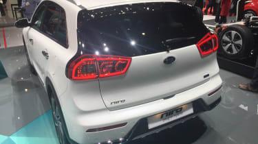 Kia Niro PHEV Geneva - full rear