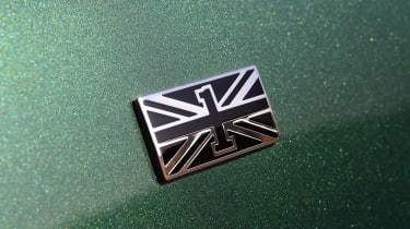 Bentley Continental GT Convertible - First Edition badge