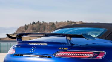 Mercedes-AMG GT R Roadster - rear detail