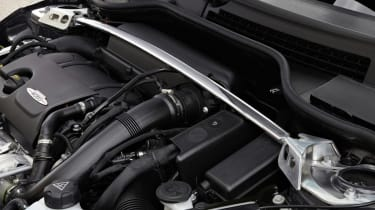 MINI JCW GP II engine
