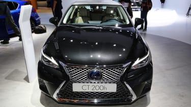 Frankfurt - Lexus CT 200h - bonnet