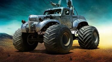 Mad Max Bigfoot