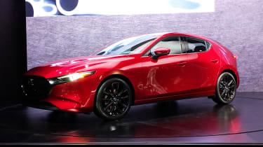 Mazda 3 - Los Angeles Motor Show