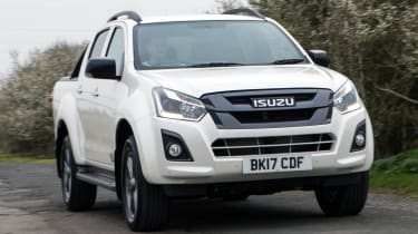 Isuzu D-Max Blade pick-up 2017