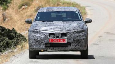 Renault Kadjar coupe-SUV - spyshot 2