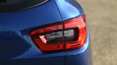 Renault Kadjar S Edition - rear lights