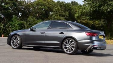 Audi A4 - side