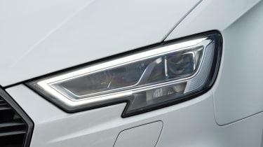 Audi A3 front light