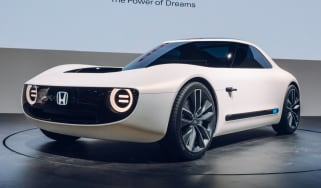 CES 2018 preview - Honda concept