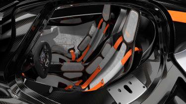 Aston Martin Valkyrie Spirit - seats