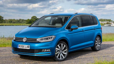 Volkswagen Touran 2015 official pic