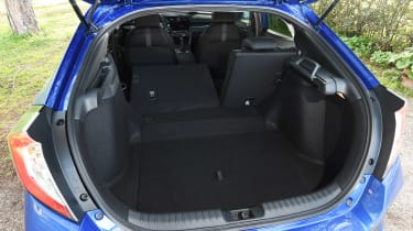 Honda Civic diesel - boot