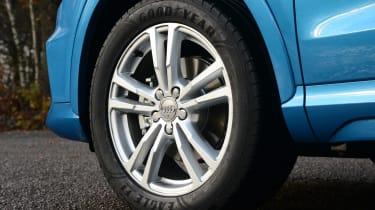 Audi Q3 - wheel