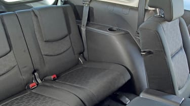 Mazda seats