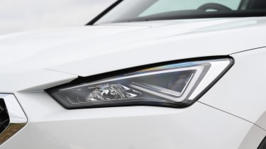 Tarraco headlights