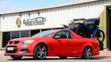 Vauxhall Maloo LSV