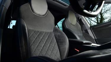 Skoda Superb Sportline - front seats