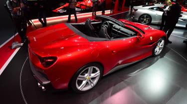 Ferrari Portofino - Frankfurt show rear