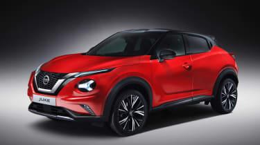 Nissan Juke - front studio