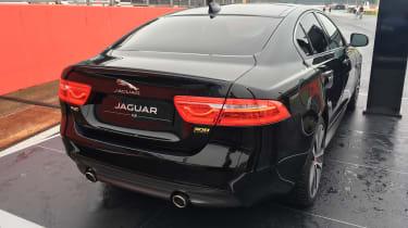 Jaguar XE 300 Sport - rear