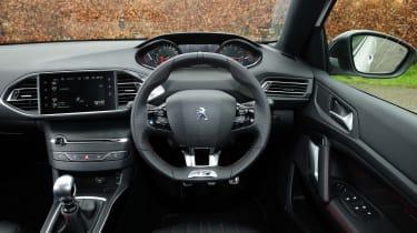 Peugeot 308 GT - interior
