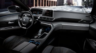 New Peugeot 5008 2016 - interior 2