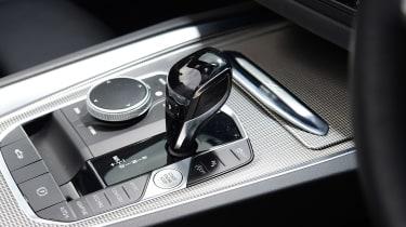BMW Z4 M40i - transmission