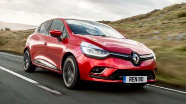 Most economical cars - Renault Clio
