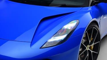 Lotus Emira - front detail