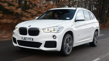 Used BMW X1 Mk2 - front action