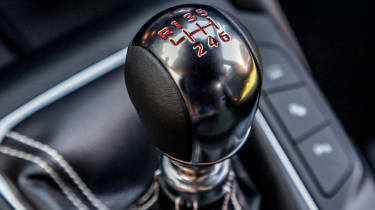 Ford Focus ST - transmission