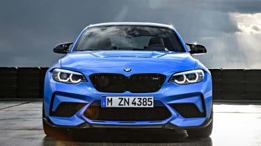 BMW M2 CS - full front