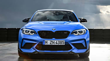 BMW M2 CS - full front