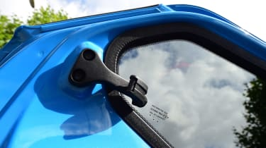Toyota Aygo - Rear Window