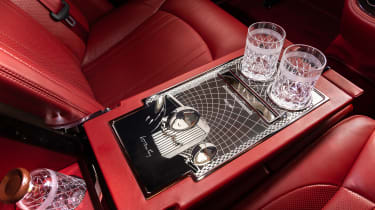 Bentley Mulsanne special - interior