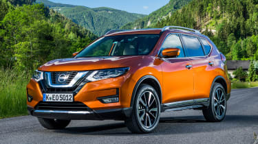 Nissan X-Trail - front static