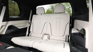 x7 rear seats
