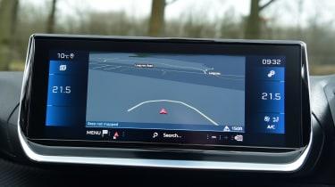 Peugeot 208 - sat-nav