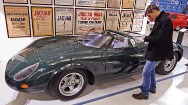 British Motor Museum - Jaguar XJ13