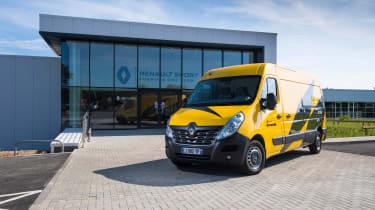 Renault Pro+ vans header