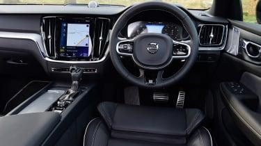 Volvo S60 - dash
