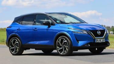 Nissan Qashqai - front static