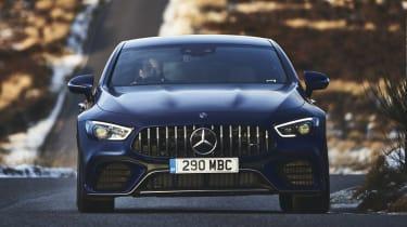 Mercedes-AMG GT 4-Door Coupe front