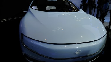 LeEco LeSEE - full front