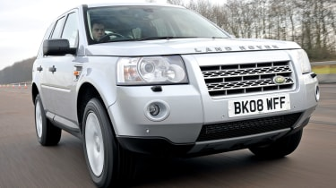 As well as riding well on road, 4x4 is hugely capable off it