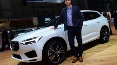 Volvo XC60 - Richard Ingram's Geneva Motor Show star