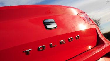 Used SEAT Toledo MK4 - rear badge
