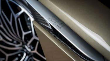 Aston Martin DBS Superleggera On Her Majesty's Secret Service - detail