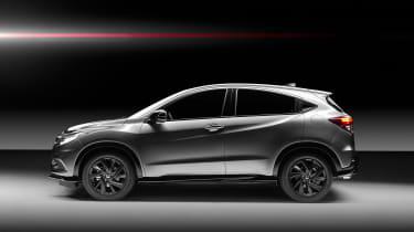 Honda HR-V Sport - side