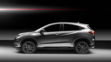 Honda HR-V Sport - side